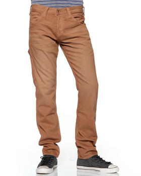 DJP OUTLET - Geno Slim Carpenter in Camel