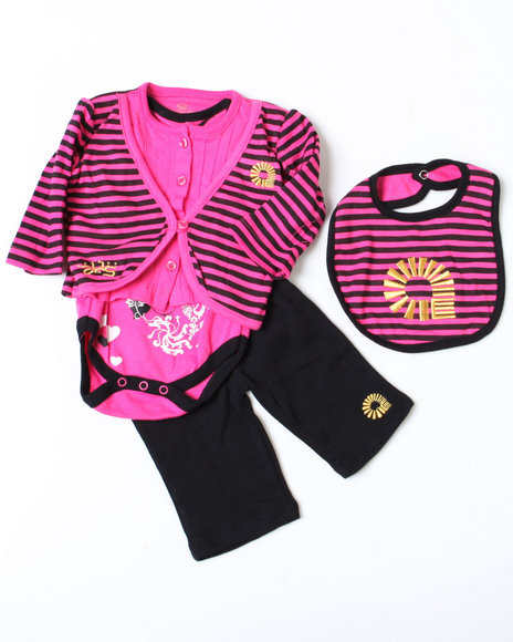 - 4pc Knit Set (NB)