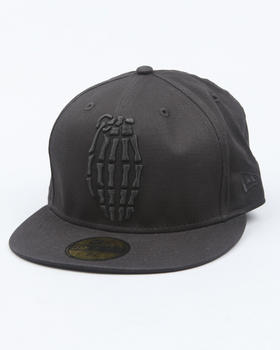 Grenade - Grenade Skull Bomb 59Fifty New Era Fitted Cap