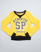 Activewear - Athletic pullover (7-16)