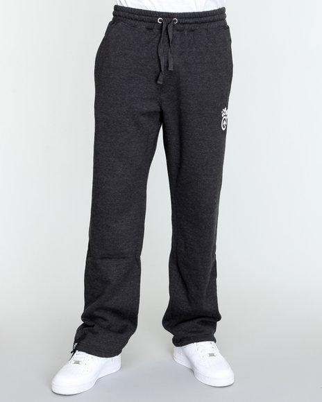 LRG Men Grey Core Collection Sweatpants