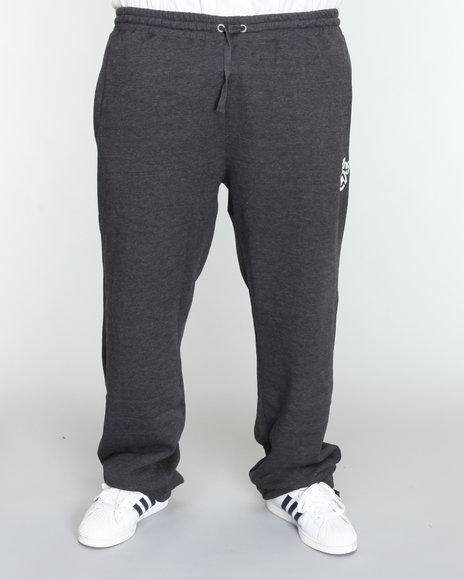 LRG Men Black Core Collection Sweatpants (B&T)
