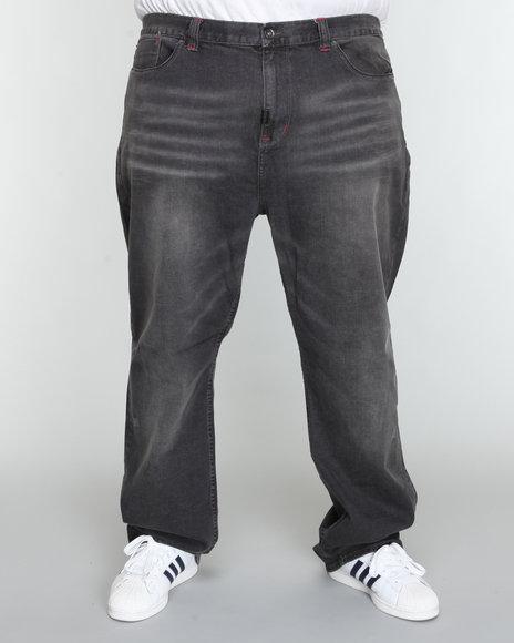 LRG Men Black Foressence C-47 Denim Jeans (B&T)