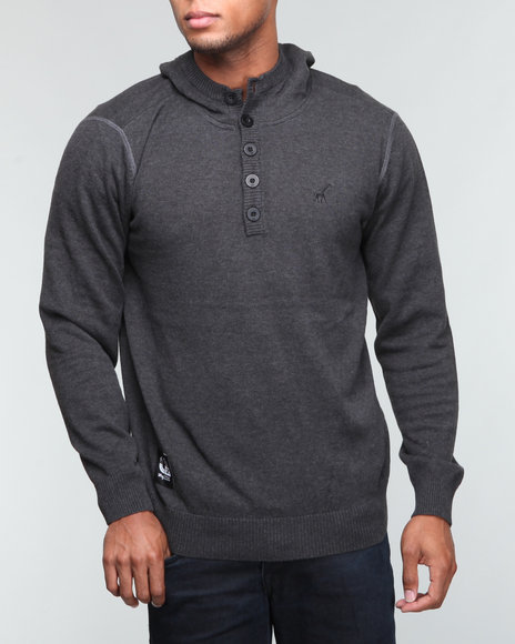 core collection hooded sweater
