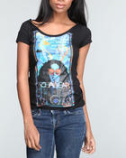 Rocawear - Street Dreams Graphic Scoop Neck Tee