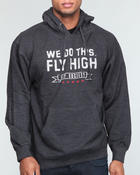 Flysociety - Flysociety WE DO THIS Pullover Sweatshirt w/Pocket