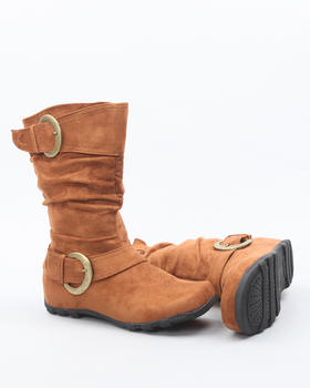La Galleria - Boot w/double buckle