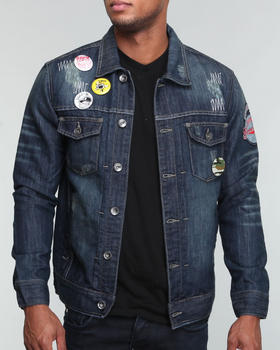 Southpole - Fashion Denim Jacket