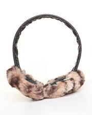 DJP Boutique - Faux Animal print earmuff