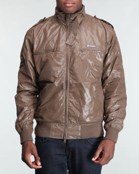 Live Mechanics - Victors Perforat Jacket