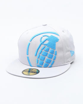 Grenade - Grenade Big Crop New Era 59Fifty Fitted Cap