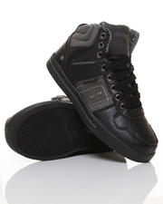 4-7x Little Boys - Hi-Top Leather Sneaker (Boys 3.5-7)