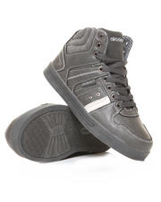 Boys - Hi-Top Leather Sneaker (Boys 3.5-7)