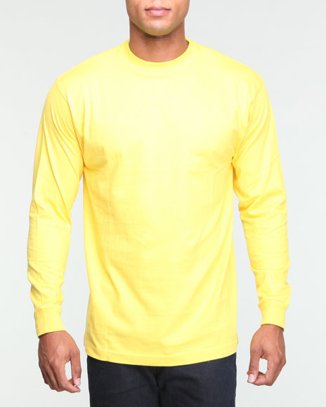 plain long sleeve tee