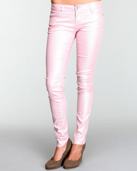 Fashion Lab - Moon walk skinny pastel jean pant
