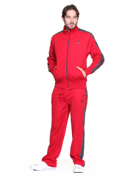 - Track & Field Signature Tracksuit Set