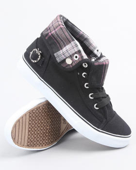 Apple Bottoms - Elton Plaid Sneaker