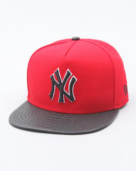 New Era - New York Yankees Snake snap adjustable hat (A-frame)