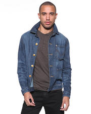 DJP OUTLET - True Religion Dino Jacket in Detonation