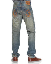 Billionaire Boys Club - Helmet Double front denim jeans