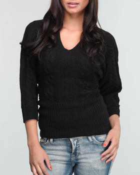 Fashion Lab - Basic v-neck sweater