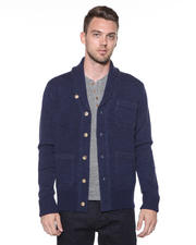 DJP OUTLET - Popper Cardigan