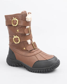 Apple Bottoms - Naru 3 Buckle Boot
