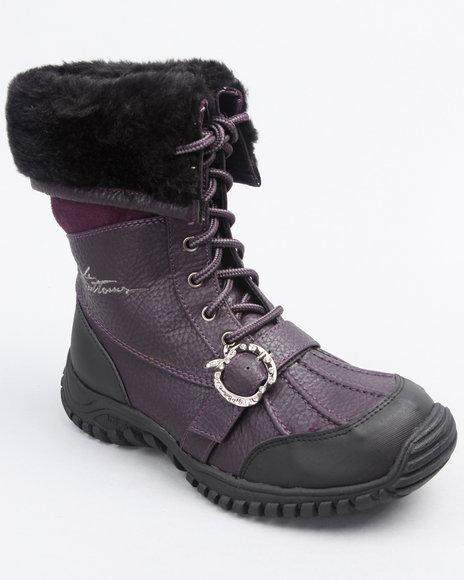 Apple Bottoms Women Purple Narele Boot