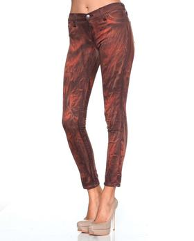 DJP OUTLET - Halle Tie Dye Coated Pant