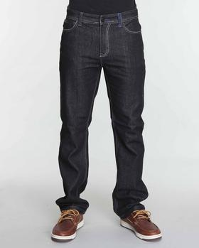 MO7 - Raw trim denim jeans