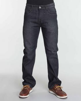 MO7 - Baked heavy stitch denim jeans