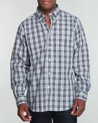 Nautica - Tartan Plaid w/ Chest Pocket Button-Down