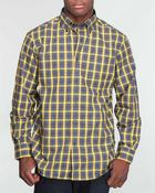 Nautica - Multi Plaid w/ Chest Pocket Butto/ n-Down