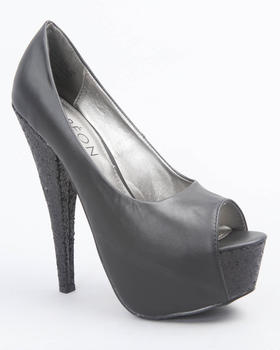 Dereon - Camila Open Toe Pump