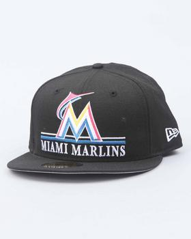 New Era - Miami Marlins Custom 5950 Fitted Cap