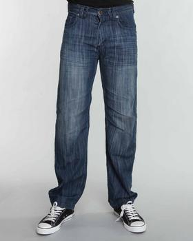 SIGMA - Sigma Premium Coated Crinkle Straight Fit Jeans