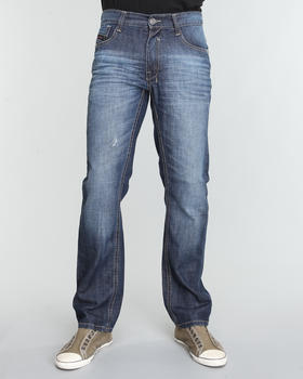 WT02 - Premium Washed Denim Jeans