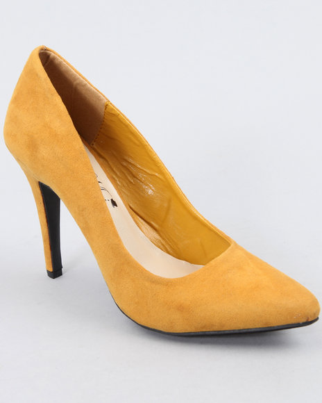 Basic Heels Yellow