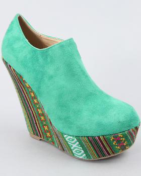 Fashion Lab - Brooklyn wedges