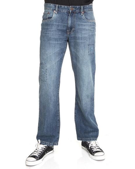 - Barnett Vintage Washed 5 Pkt Jean