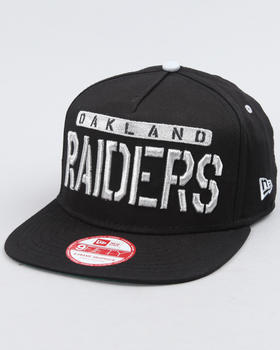 New Era - Oakland Raiders Sa-weet snapback hat (A-Frame)