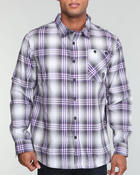 Men - Word Woven SHirt