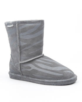 Bearpaw - Nairobi Zebra Print Youth Boot