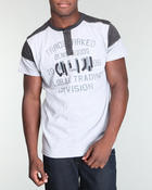 Men - Import Henley Shirt
