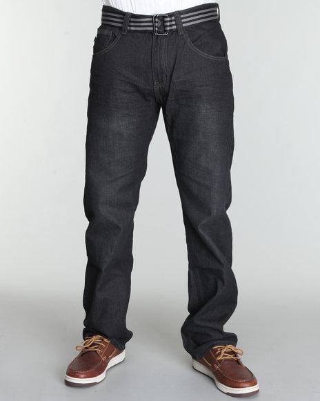 Enyce Men Black Scout Jean