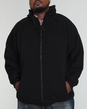 Basic Essentials - Hoodie with Thermal Trim  (B&T)