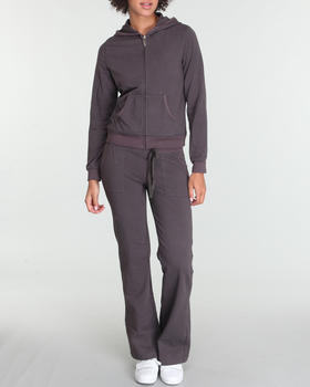 Basic Essentials - Hoodie & pant active set