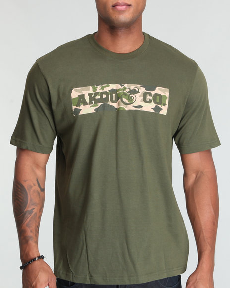 Akoo Men Facade Tee - Shirts