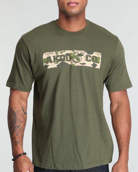 Akoo Men Facade Tee - Shirts