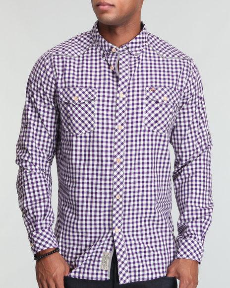 Akoo Men Deebo Woven - Shirts